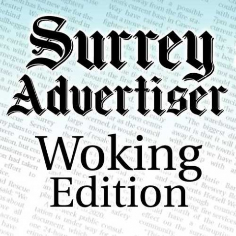 Surrey Advertiser: Westfield Common gets facelift