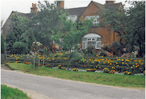 Woking Front Garden of the Year c.1980