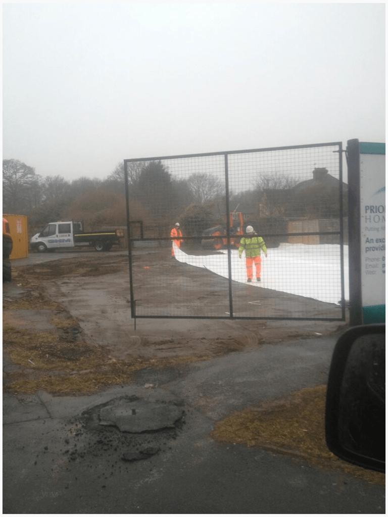 Moor Lane Site Anti Social hours