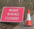 Major Road Closures in Kingfield