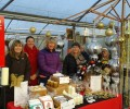 WCRA donates to the British Heart Foundation following Xmas Craft Fair