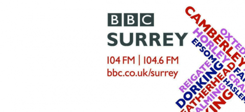 BBC Surrey re: Kingsmoor Park noise & disruption